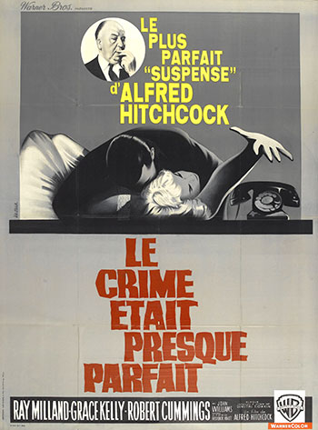 Dial M for Murder French