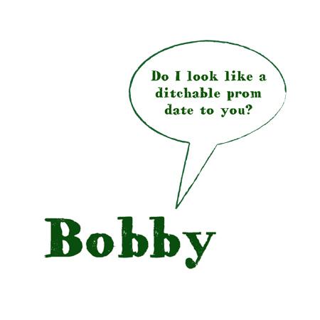 Bobby's Quote