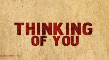 Lyric Video Thinking of You by Kane